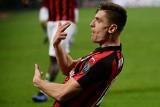 """Puchar Włoch. AC Milan straszy Lazio Rzym Krzysztofem Piątkiem: """"Podwójny problem"""""""