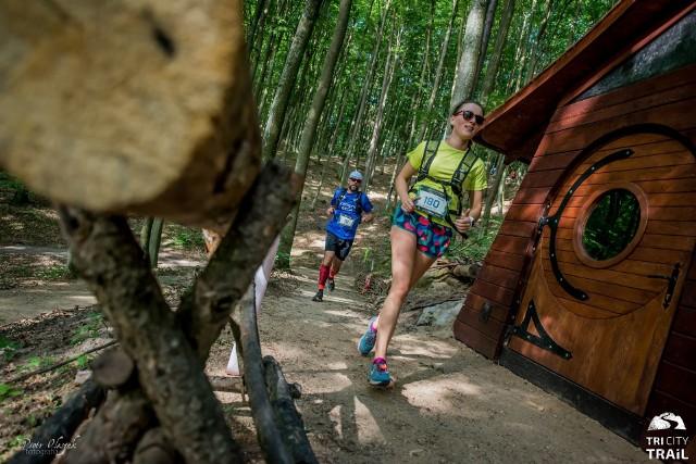 TriCity Trail to możliwość sprawdzenia się w przełajowych biegach na trzech, wymagających dystansach