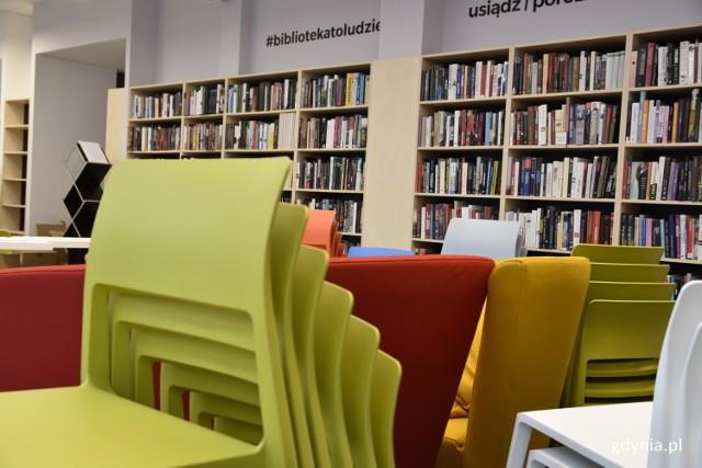Biblioteka jest już gotowa na przyjęcie pierwszych gości.