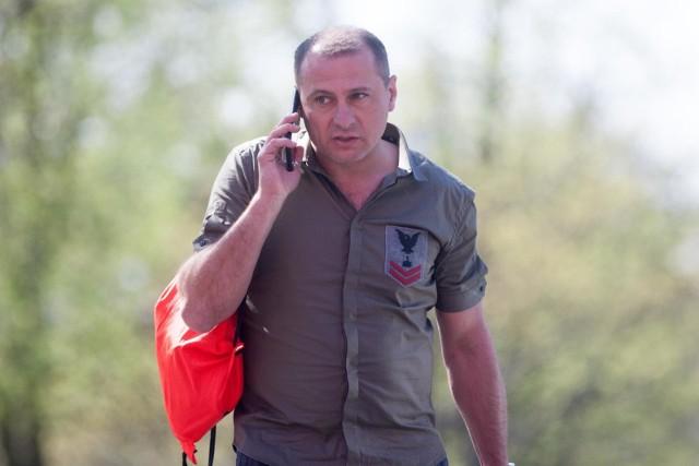 Piotr Świerczewski pozytywnie zareagował na ofertę prezesa Sandecji