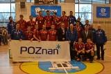 Hokeiści na trawie Grunwaldu Poznań halowymi mistrzami Polski. To ich już 15. tytuł
