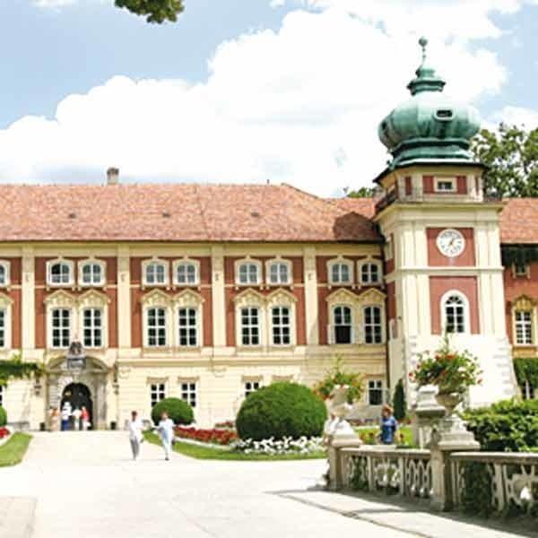 """Zamek w Łańcucie - jeden z najbardziej znanych zabytków Podkarpacia. Czy trafi na listę """"Siedmiu cudów""""?"""