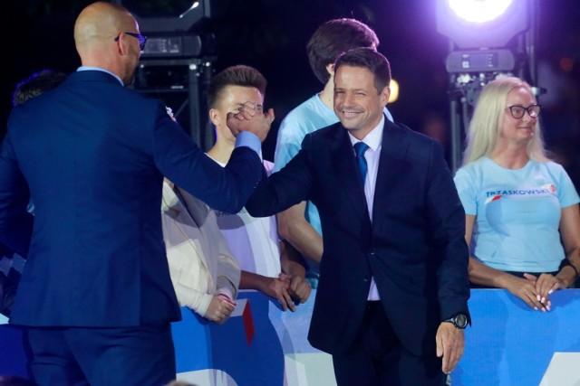 W Wielkopolsce zwyciężył Rafał Trzaskowski.