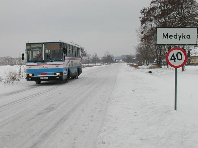 Powiat przemyski przekaże gminie Medyka pieniądze na przebudowę dróg powiatowych.