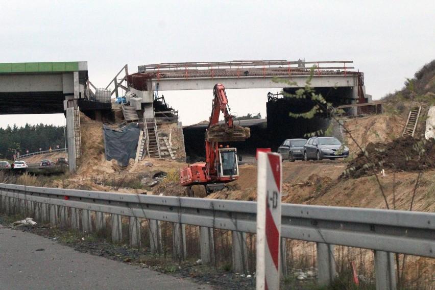 W ubiegłym roku zakończyło się wiele drogowych inwestycji w...