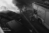 KRYMINALNY CZWARTEK. 23-latek podpalał samochody w Gorzowie, a akcję gaśniczą relacjonował w internecie. Sam też został nagrany
