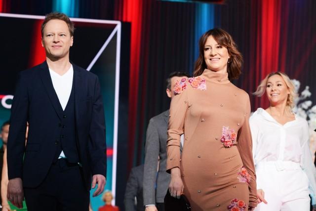 Konferencja prasowa stacji TVN. Wiosna 2019.