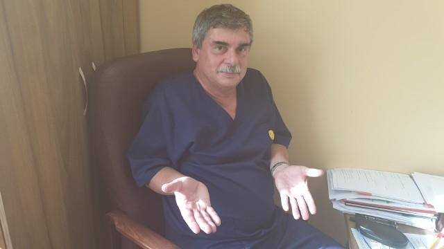 Prof. Bogusław Antoszewski ze szpitala im. Barlickiego w Łodzi przekonuje, że układ palców wiele mówi o naszym zdrowiu