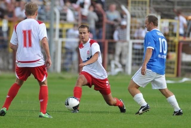 Szymon Salski może już trenować z drużyną ŁKS.