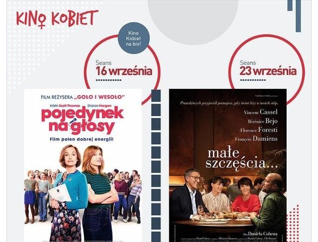We wrześniu bydgoski Helios zaprasza na Kino Kobiet