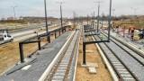 Testy linii tramwajowej na alei Pawła Adamowicza w Gdańsku rozpoczną się w połowie maja 2020 r. [zdjęcia]