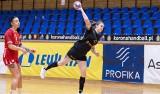 1. liga piłkarek ręcznych. Suzuki Korona Handball Kielce wygraną nad Wesołą Warszawa zapewniła sobie pierwsze miejsce w grupie
