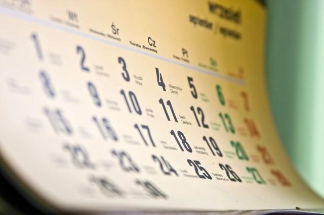 Kalendarz szkolny na rok szkolny 2010/2011