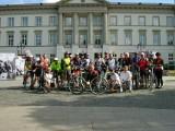 W Radomiu będą utrudnienia w ruchu podczas niedzielnego przejazdu rowerzystów ulicami miasta