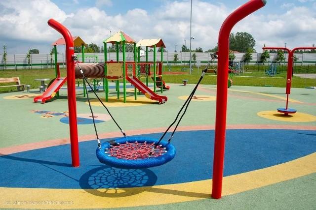 W ramach budżetu obywatelskiego powstaną kolejne miejskie i osiedlowe place zabaw