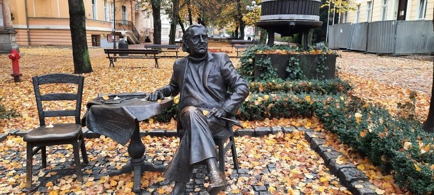 Niestety nadzieje na złotą polską jesień, która cechuje...