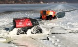 SHERP pokazał swe możliwości na Jeziorze Rożnowskim. Czy wykorzystają je strażacy?