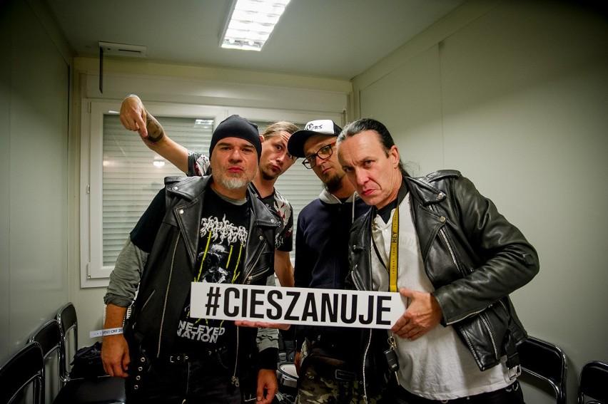 11. edycja Cieszanów Rock Festiwal odbędzie się w dniach...