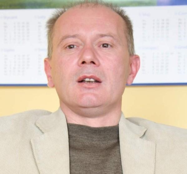 Mirosław Polankiewicz, szef ZMK: - Ja pracuję, a nie politykuję.