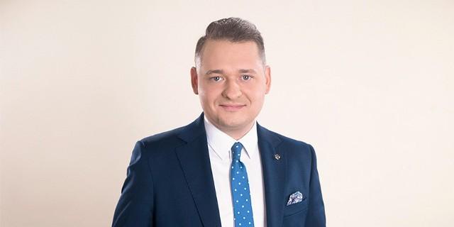 Wojciech Król jest posłem PO ze Śląska