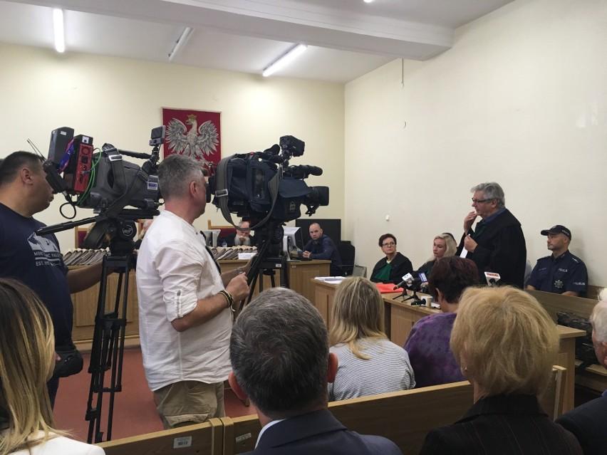PILNE! Policjant Marek G. skazany na 15 lat pozbawienia wolności.