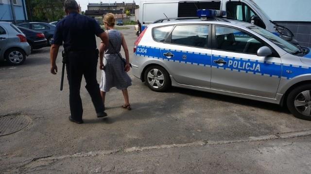 37-latka podczas awantury użyła gazu pieprzowego. Ucierpiał jej mąż i 6-letnia córka.