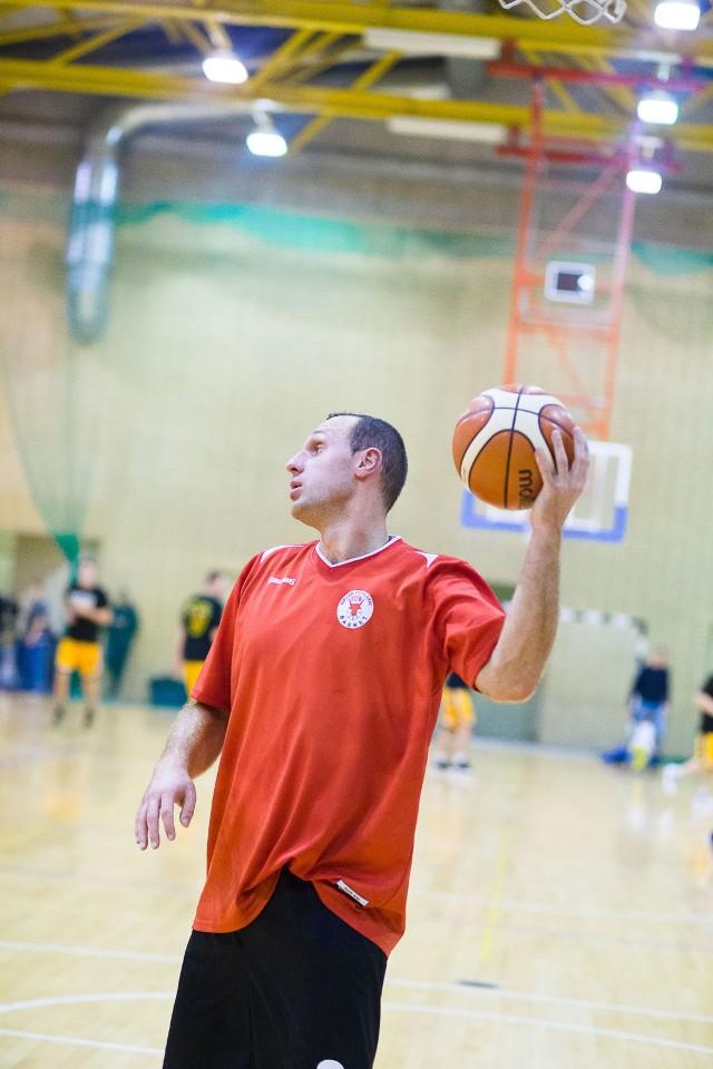 Tur Basket Bielsk Podlaski przegrał dwa pierwsze sparingi
