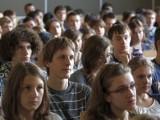 Debata wyborcza w I LO. Byli Jurgiel, Klim, Łapiński i Matwiejuk