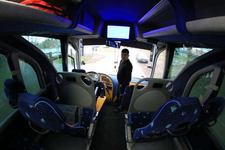 Autobus Elany już zdążył zadebiutować w bojowych warunkach