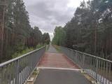 Kolej na rower. Ścieżka rowerowa powiatu nowosolskiego zachwyca. Nie brakuje na niej miłośników jednośladów. Zobaczcie zdjęcia z trasy!
