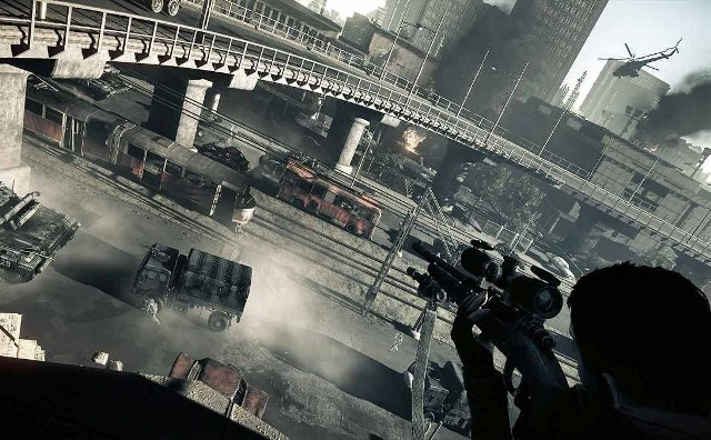 Sniper: Ghost Warrior 2Snajper już się czai, a pierwszy strzał odda 15 marca, kiedy do sklepów trafi gra Sniper: Ghost Warrior 2. Na PC, Playstation 3 i Xbox 360.