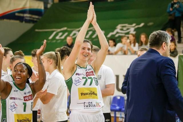 Koszykarki Pszczółki Polski-Cukier AZS UMCS Lublin sezon 2019/2020 w rozgrywkach Energa Basket Ligi Kobiet zakończyły na czwartej pozycji