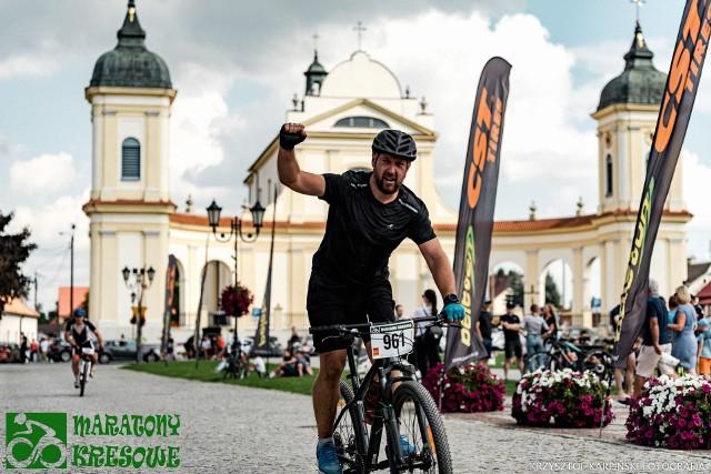 Maratony Kresowe w Tykocinie dobiegły końca. Trasa wyścigu w została poprowadzona na obszarze pomiędzy dwoma parkami narodowymi: narwiańskim i biebrzańskim.