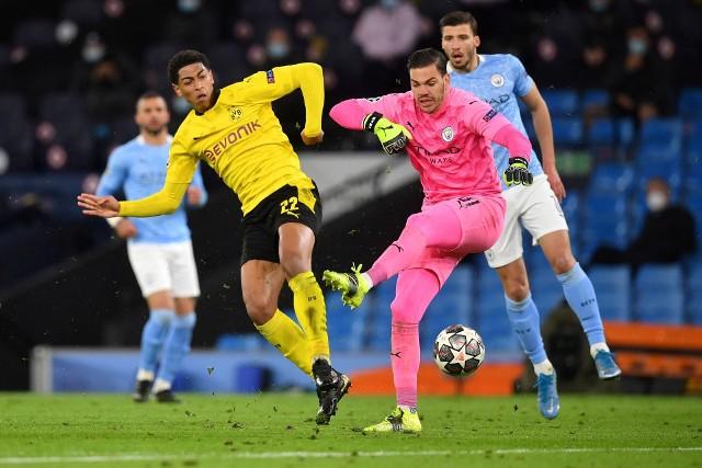 """Piłkarz BVB zwrócił uwagę sędziemu meczu z City. """"Powinien to sprawdzić"""""""