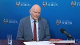 Koronawirus w Toruniu: już 68 zarażonych - podaje prezydent Michał Zaleski