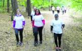Weekendowy Leśny Nordic Walking w Polanowie