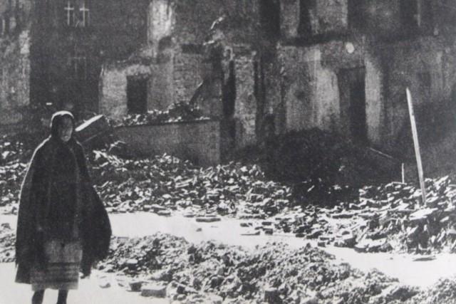 Opole tuż po II wojnie światowej.