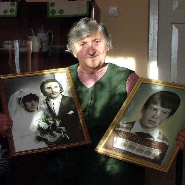Zdzisława Kalitowa od początku nie wierzyła, że jej dzieci zginęły w wypadku.