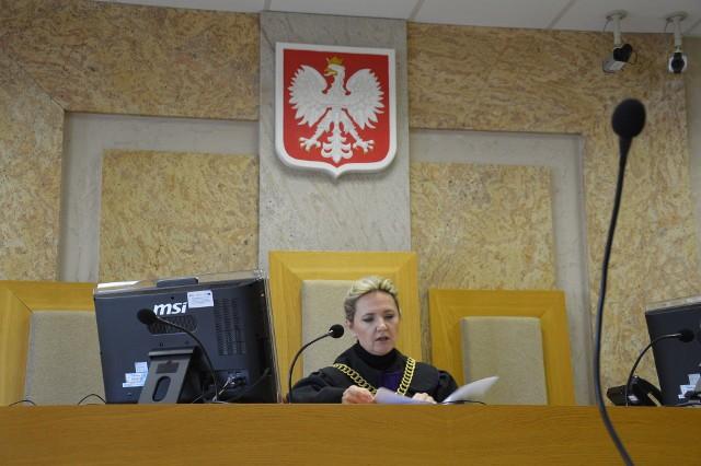 Sędzia Magdalena Piwowarczyk przychyliła się do wniosku śledczych