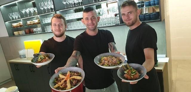 Ekipa Koku Sushi w Gnieźnie