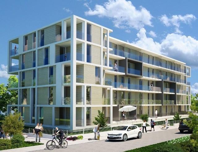 Nowy BaranówekTak wyglądać będzie nowe osiedle Nowy Baranówek, powstające nieopodal Stadionu Leśnego przy ulicy Kwarcianej w Kielcach.