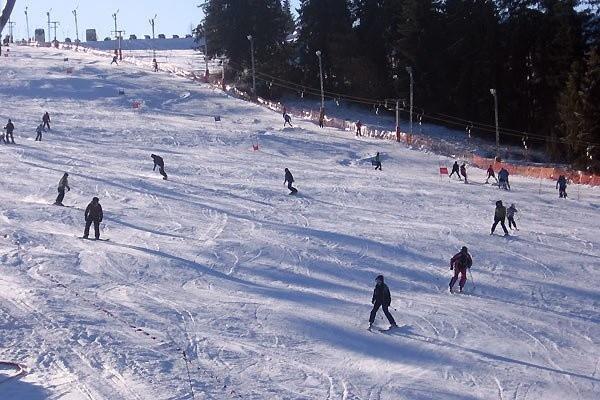 Stacja Narciarska Rusiń-ski - sprawdź warunki i pogodę