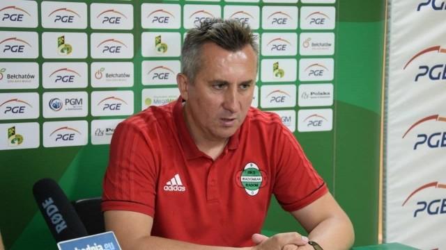 Grzegorz Opaliński jest najpoważniejszym kandydatem do objęcia funkcji trenera Siarki Tarnobrzeg po spadku do trzeciej ligi.