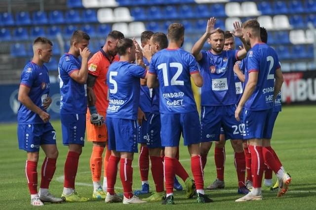 Odra Opole sezon rozpocznie 27 lipca. Pierwszy mecz u siebie zagra 2 sierpnia.
