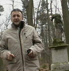 Hubert Kołodziej, miłośnik Pokoju. (Tomasz Dragan)