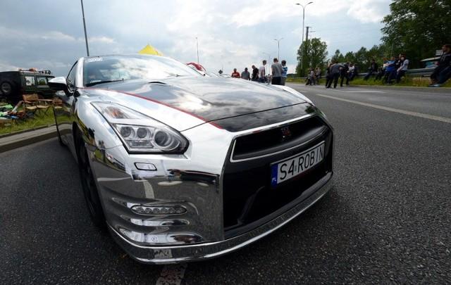Wyścigi na 1/4 mili Łódź. Organika Speed Racing