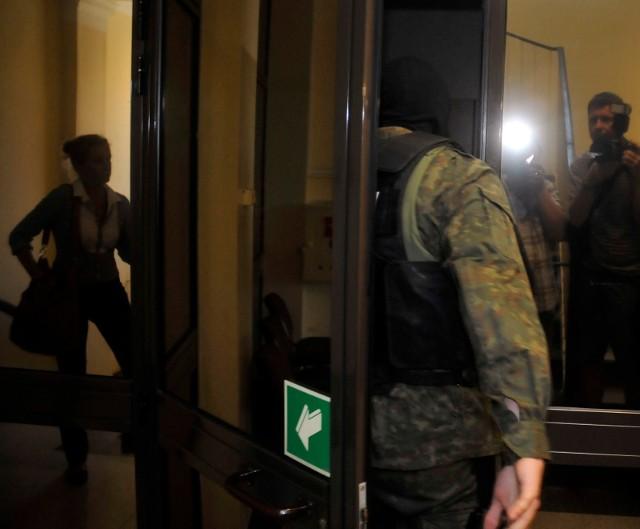 ABW zatrzymała mężczyznę podejrzanego o szpiegostwo