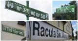 Kucykowa, Piotrusia Pana, Zakręt, Chochlika. Takie i sporo innych ulic o nietypowych nazwach mamy w Zielonej Górze. Gdzie się znajdują?