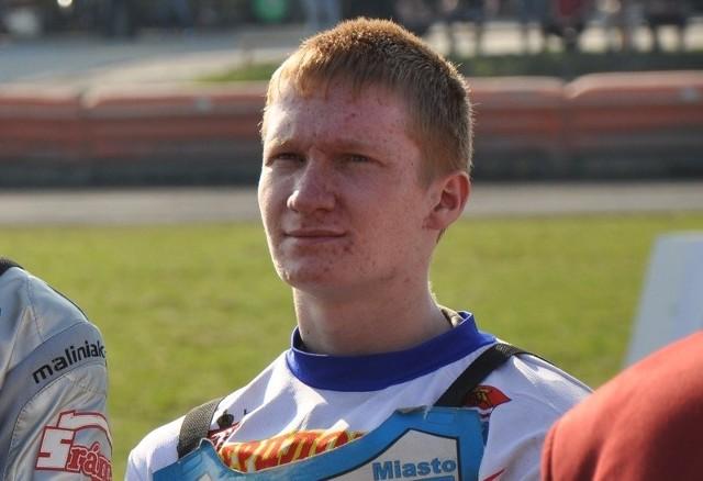 19-letni Biełousow ma podpisać kontrakt z Kolejarzem.