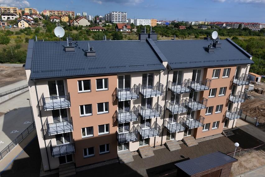 W Gdańsku mieszkania komunalne budowane są m.in. na ulicy Madalińskiego